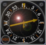 Automatic Direction Finder Display