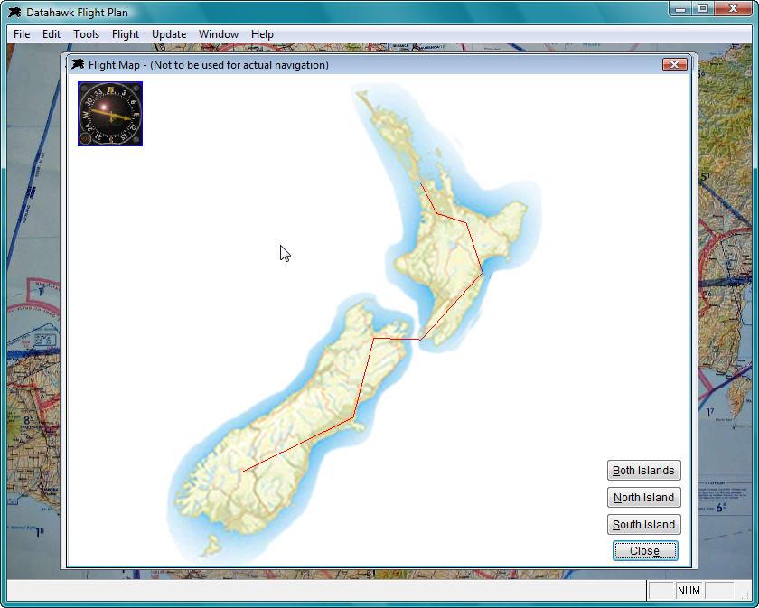 Datahawk Software - New Zealand Flight Planning Software System